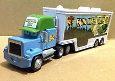 Disney Pixar Cars Mack No.54 Faux Wheel Drive Team's Hauler Truck Spielzeug Auto