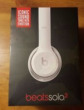 Beats by Dr. Dre Solo2 Wired Headband Headphones - White