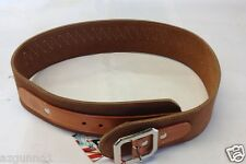 Galco 1880 Western Cartridge Belt 44/45 Size 40 Tan, Part #W-DR45-40