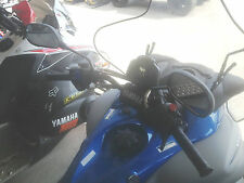 Rear view mirror set for Yamaha line of Snowmobiles, Univ fit on handle bars