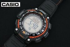 CASIO SGW1000B-4 Altimeter Barometer Thermometer Compass World Time