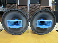 "JBL 801B Urei 15"" Coaxial Studio Monitor Speakers 801 Post Altec 604 Duplex"