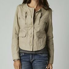$79 Fox Racing Women's Abstract Jacket In Aluminum Size L