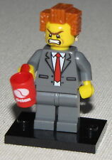 LEGO NEW SERIES 12 THE MOVIE President Business FIGURE FIG MINIFIGURE 71004