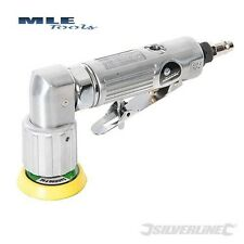 Silverline Mini Air Sander BODY SHOP Workshop Garage Automotive 50mm 672976