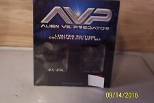 limited edition ALIEN VS. PREDATOR dvd collectable gift set