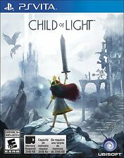 Child of Light (Sony PlayStation Vita PSV Region Free Brought to Life) Brand NEW