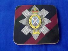 BLACK WATCH ( 3rd BATTALION ROYAL REGIMENT OF SCOTLAND ) LARGE COASTER