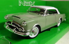 Nex models 1/24 Scale 24016H 1953 Packard Caribbean olive Diecast model car