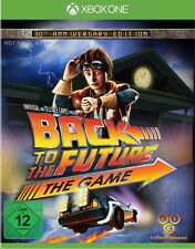 XBOX ONE  Spiel: Back to the Future 30th Anniversary Neu & OVP