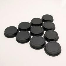 10 CANON EOS REAR LENS CAP COVER FITS ALL EF LENSES GENERIC PACK OF 10