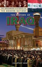 The History of Iraq (The Greenwood Histories of the Modern Nations)-ExLibrary