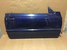 VW Golf 4 Cabrio Beifahertür Tür rechts dunkelblau blau Indigo el Fensterheber