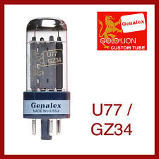 Genalex - Gold Lion U77 / GZ34 Power Vacuum Tube - 1 Piece