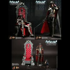 -= ] HOT TOYS - Capitan Harlock with Throne of Arcadia 12inch [ =-