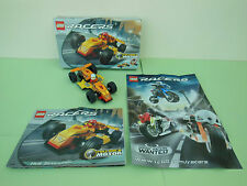 LEGO Racers Hot Scorcher with Pull Back Motor 4584 Boxed 100% Complete