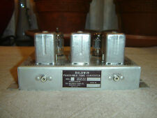 Baldwin Panoramic Tone Converter, Tube, Vintage Unit, As Is