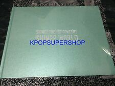 SHINee WORLD - SHINee The 1st Concert Photobook NAGOYA Bonus Booklet OOP NEW