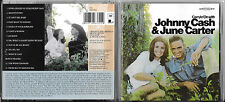 CD**JOHNNY CASH & JUNE CARTER**Carryin' on with**13 titres