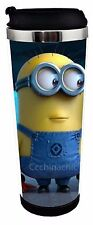 ME3 Minions Stainless Double Insulation Coffee Cup  Bottle MUG special gift