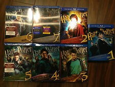 Harry Potter Complete Ultimate Edition BluRay (extremely rare, please read info)