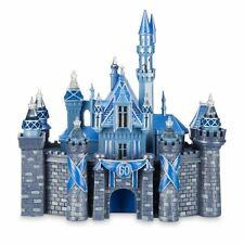 Disney Disneyland 60th Diamond large light up sleeping beauty castle new nib