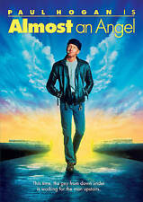 ALMOST AN ANGEL-ALMOST AN ANGEL DVD NEW