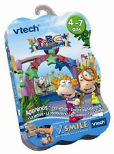Jeu V.SMILE ABC LAND - 4-7 ans - Vtech-Vsmile - Disney