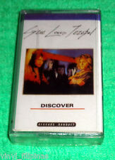 PHILIPPINES:GENE LOVES JEZEBEL - Discover,TAPE,Cassette,RARE,SEALED,New Wave,OOP