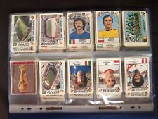 PANINI ESPANA 82 STICKERS COMPLETE SET SPAIN 82 FULL SET