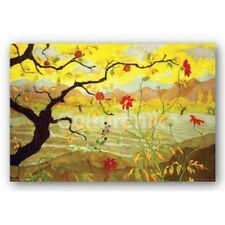 RANSON - APPLE TREE WITH RED FRUIT ART POSTER - 24x36 SHRINK WRAPPED - PAUL 5082