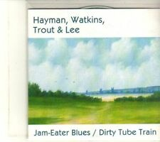 (DT458) Hayman, Watkins, Trout & Lee, Jam-Eater Blues/Dirty Tube Train - DJ CD