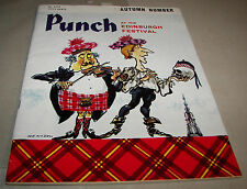 Punch Magazine Sep 10 1969 No. 6731