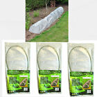 3 X New 1.5m Allotment Plant Protector Garden Poly Tunnel Cloche Mini Greenhouse