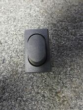 McGill 0862 Momentary On/Off/On  Rocker Switch Black DPDT BOAT MARINE FREE SHIP