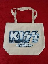 "KISS Official 2012 ""The Tour"" VIP Package Tote Bag! Brand New Unsued Condition!"