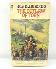 The Outlaw Of Torn By Edgar Rice Burroughs (1968) Paperback