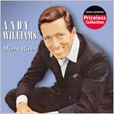 Williams, Andy Moon River CD