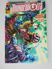 THUNDERBOLTS - Heft Nr. 8 - Marvel Special / Comic, Top Zustand