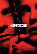 Americans: Season 2 - 4 DISC SET (2014, REGION 1 DVD New)