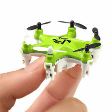 Mini Smallest RC Hexacopter Quadcopter Fayee FY805 Headless LED Drone Mode 2 RTF