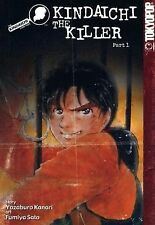 Kindaichi Case Files, The Kindaichi The Killer: Part 1-ExLibrary