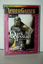DARK MESSIAH MIGHT AND MAGIC GIOCO USATO BUONO STATO PC DVD VER ITA VBC 37878