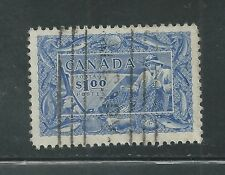 CANADA # 302 Used FISHING RESOURCES (1866)