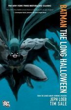 Batman: The Long Halloween by Jeph Loeb & Tim Sale...NEW Softcover