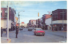 Florence SC Street View Mercury Royal Crown Soda Old Cars Postcard