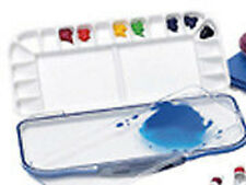 Mijello Fusion 18 Folding Watercolour Palette - 3018