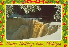 MICHIGAN HAPPY HOLIDAYS TAHQUAMENON FALLS PENROD (CD#7*)