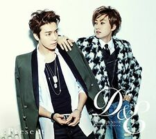KPOP SUPER JUNIOR DONGHAE & EUNHYUK Present (CD + DVD) w/photo card [Promo]