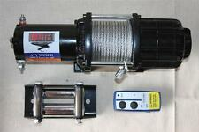 NEW VORTEX 4000 LB ATV/UTV/TRAILER/ 12V WINCH/3 REMOTES/UNIVERSAL